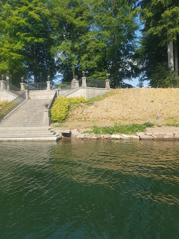 Grab von Baltzar von Platen, dem Erbauer des Göta Kanals